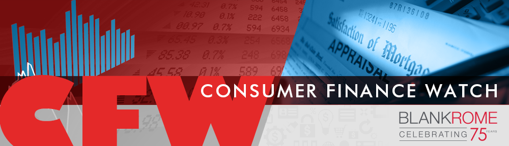 Consumer Finance Watch
